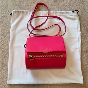 Givenchy Neon Pandora Box Bag